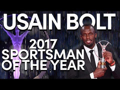 Laureus Sportsman of the Year 2017 - Usain Bolt