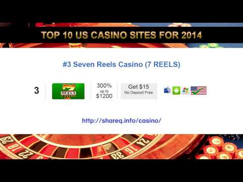 Top 10 US Casino Sites For 2014