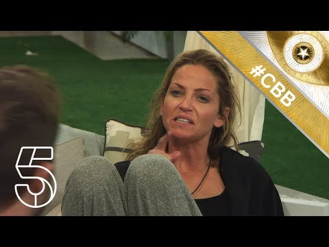 Sarah Harding's furious and Chad Johnson just doesn't understand! | Day 20