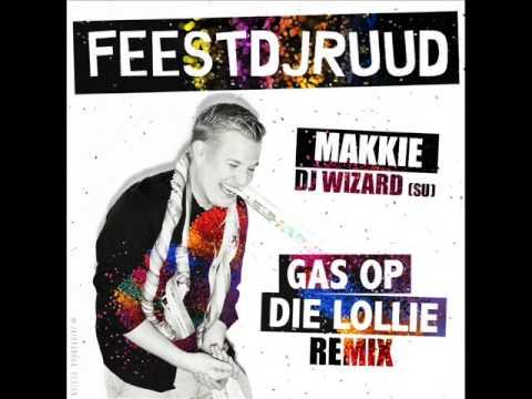 MAKKIE   GAS OP DIE LOLLIE REMIX (BY DJ WIZARD) (PREVIEW)