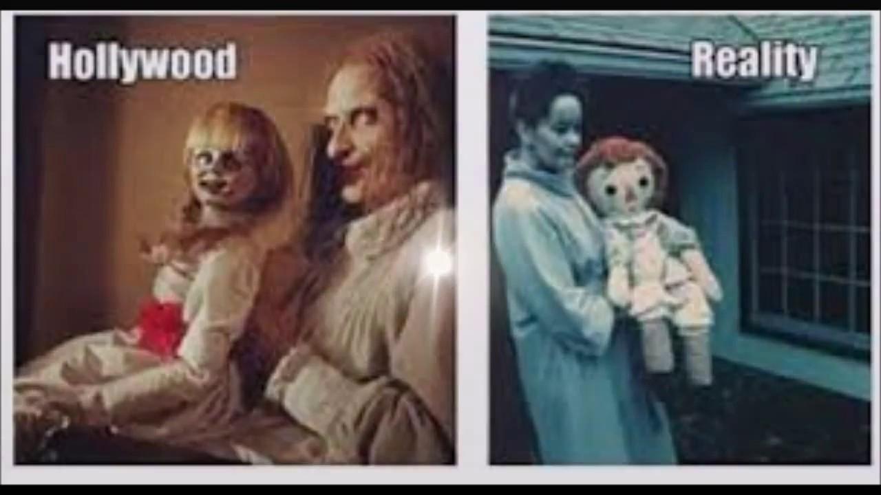 Annabelle Puppe Original