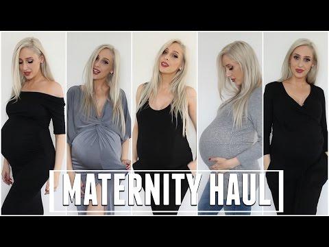 MATERNITY HAUL - 37 WEEKS PREGNANT | Carly Musleh
