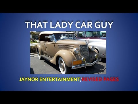 That Lady Car Guy – Cool Classic Car Convertible S2E05