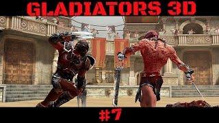 Gladiators 3 D - 485 место в недельном рейтинге по Слейву.#7