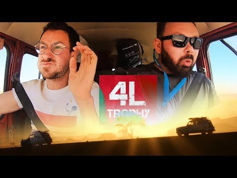 4L Trophy 2019 - Perdus dans le désert Marocain