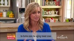 Comfort Keepers In-Home Senior Care   Home & Family Episode