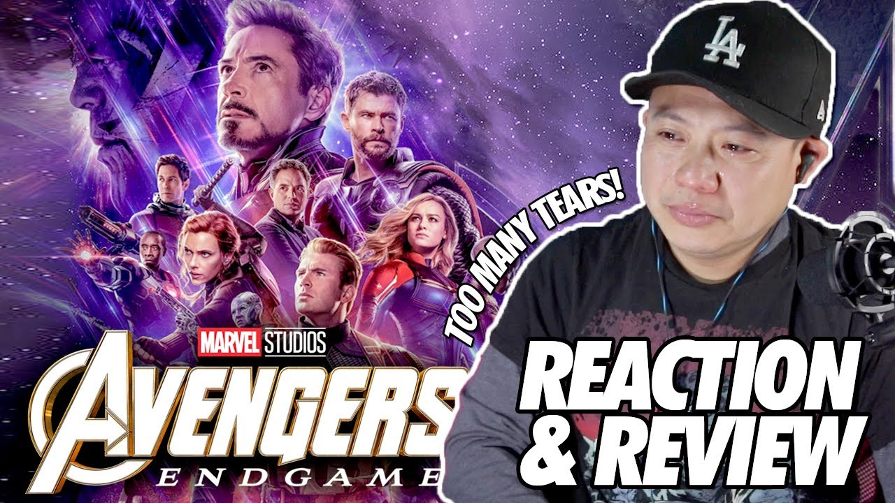 Download Avengers: End Game (2019) - REACTION & REVIEW