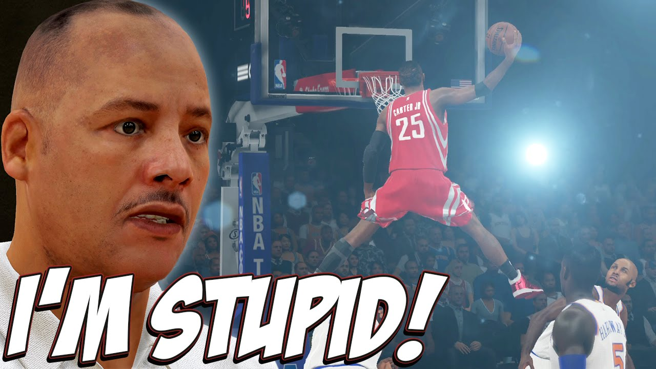 World Biggest In The Dunk: Biggest Alley-Oop Ever & A 540 Dunk? My Assistant Coach Is
