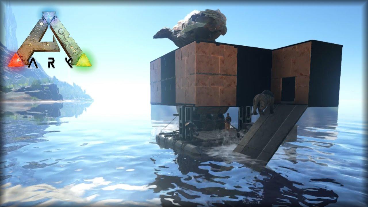 planos de casas ark