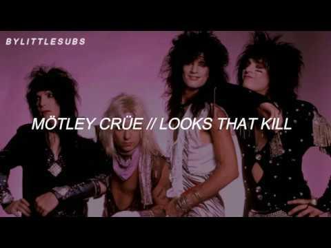 Mötley Crüe - Looks That Kill //Sub.Español//