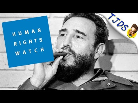 Human Rights Watch Slams Cuba For Brutalities The United States Does