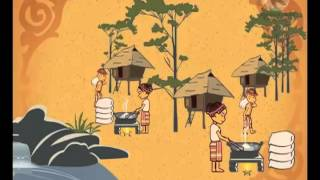 Igorot Story of Creation