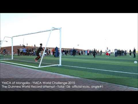 Mongolia YMCA, Guinness Record attempt - Camera 1