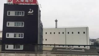北大阪急行 御堂筋線 千里中央から新大阪 側面展望