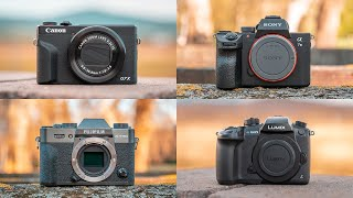 Best Travel Cameras 2020 - Portable and Versatile