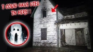 GONE WRONG!! TOM THE GHOST ALMOST ENDED MY LIFE in HIS HAUNTED HOUSE  (TOM SERIES 5)