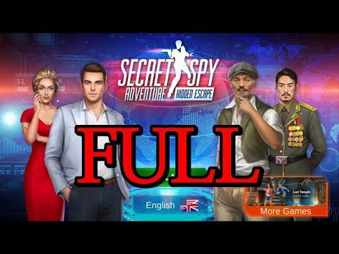 Hidden Escape Secret Agent Adventure Mission Full Walkthrough [Vincell Studios]