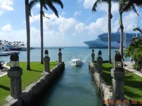 Oranjestad, Aruba Travel Video