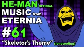 He man - music from eternia - skeletor's theme (re-recording) - bonus video
