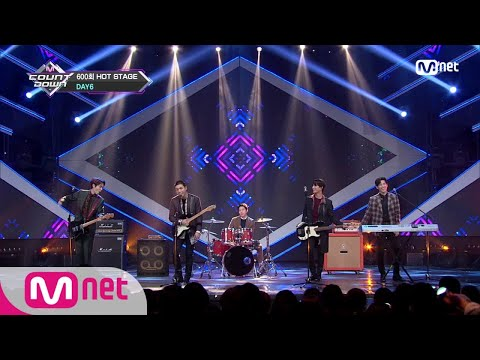 [DAY6 - Days Gone By] KPOP TV Show   M COUNTDOWN 190103 EP.600