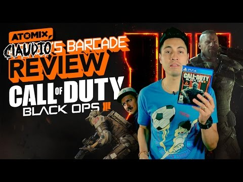 REVIEW Call of Duty Black Ops III - Claudio's Barcade
