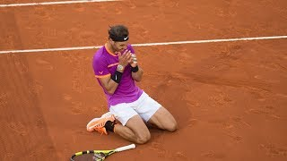 Five Reasons Rafael Nadal is going to Win the French Open Title This Year