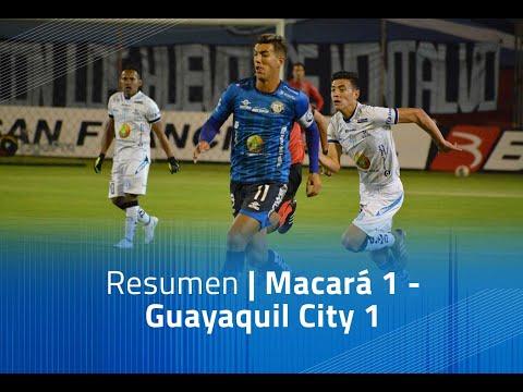 Macara Guayaquil City Goals And Highlights