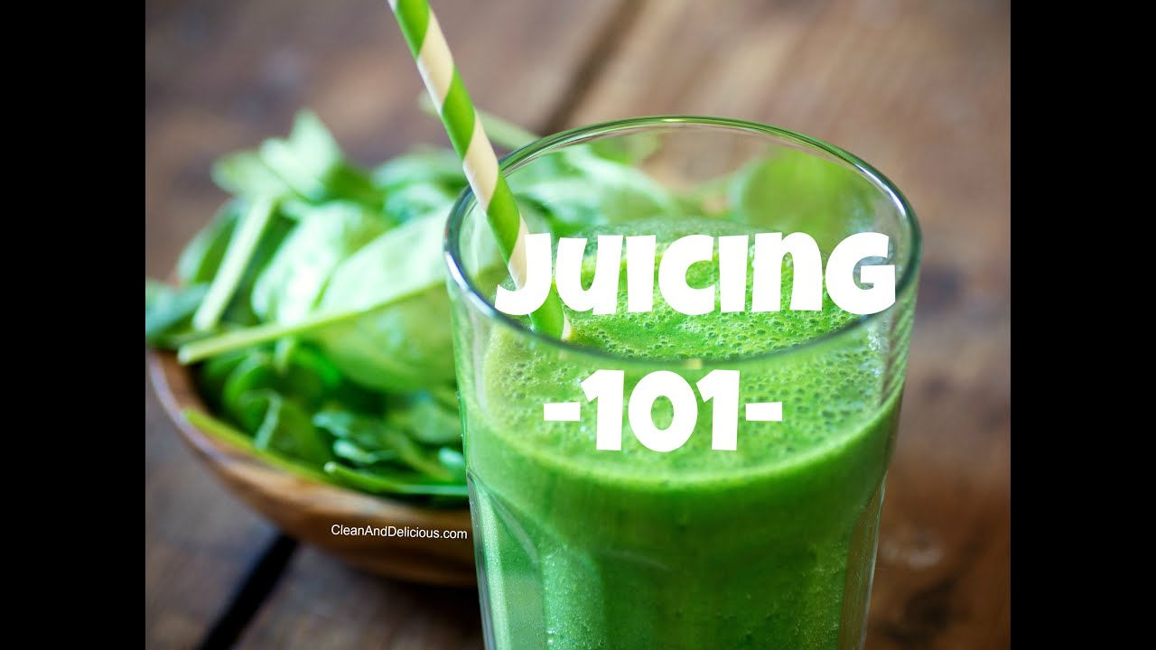 Watch 4 Juicing Mistakes You Might Be Making (and How to Fix Them) video