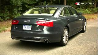 2012 Audi A6 Тест - драйв больше информации на www.autopilotnews.ru