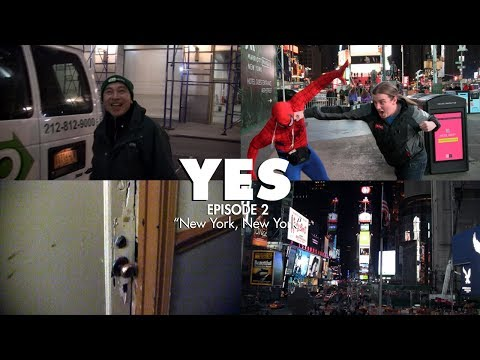 "YES: Episode 2 - ""New York, New York"""