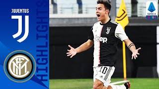 Juventus 2 0 Inter Ramsey and Dybala Seal HUGE Derby win Serie A TIM