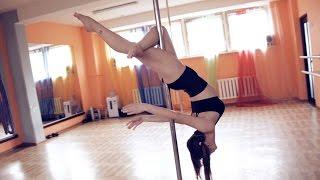 Pole dance/Пилон || Я новичок! Чего я достигла за 7 занятий