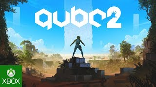 Q.U.B.E. 2 | Official Gameplay Trailer (First-Person Puzzle Adventure)