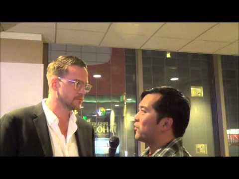 LA Film Fest 2015:  with Patrick Brice for The Overnight