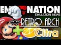 Emu-nation: Retroarch Gets 3ds Core Plus Many More! video