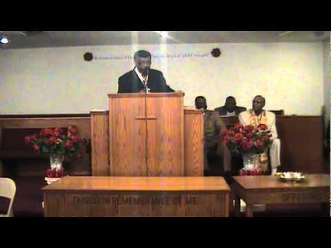 Pastor Robert L. Bonner
