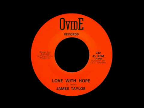 James Taylor - Love With Hope