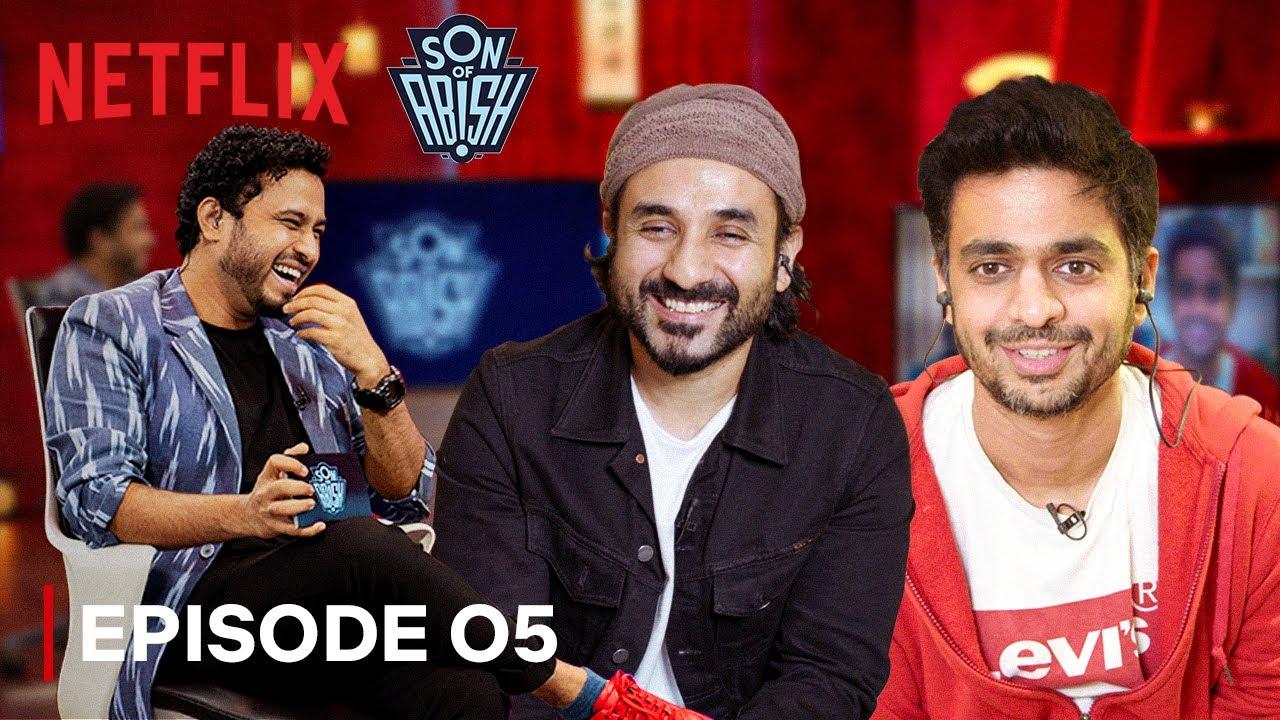 Download Son Of Abish Ft. @Vir Das, @Rohan Joshi & @Kaneez Surka   Netflix India