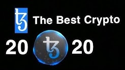 Why Tezos (XTZ) Is the Best Crypto Investment of 2020