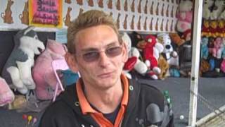 Carny Town interviews in Bloomburg