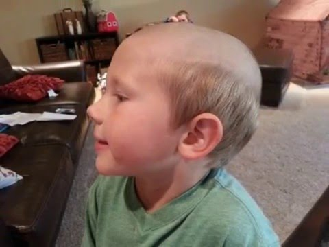 Head his ice shaved