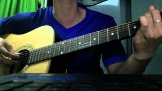 Con nợ Mẹ (Guitar cover) ST: Trịnh Đình Quang.