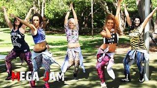 'Runaway' My Jamba Choreography by Jasmine Meakin (Mega Jam)