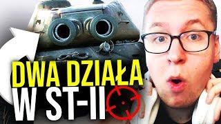 DWA DZIAŁA W ST-II - World of Tanks