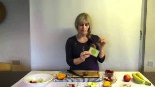 Learn Makaton Signing - How To Make A Fruit Salad