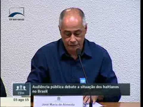 Representante do Conlutas critica trabalho das forças armadas brasileiras no Haiti