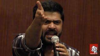 Simbu blasts vishal | Nadigar sangam election(SIFAA)