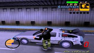 GTA III : Back to the future liberty city 1.1a thumbnail