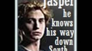 Jasper Hale-Blood!