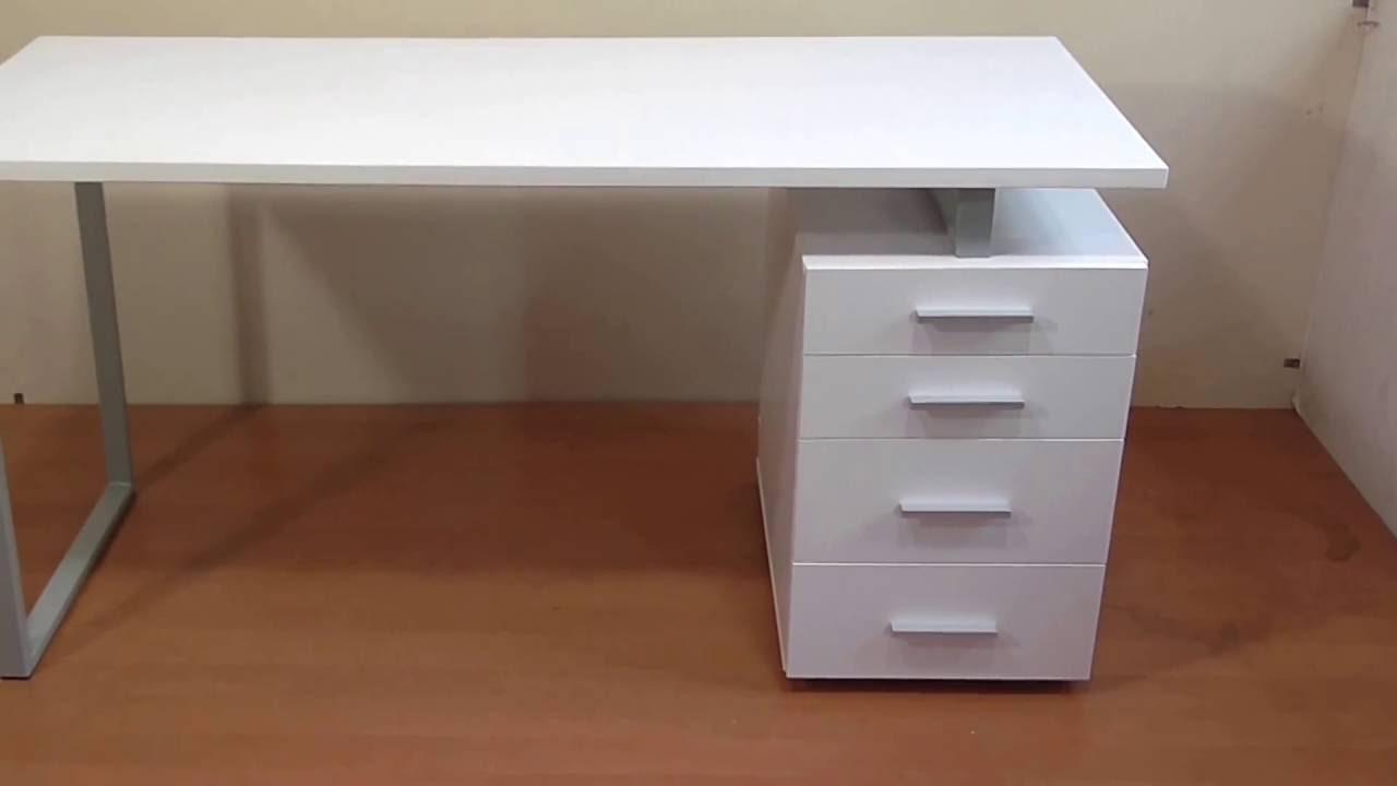 Письменный стол – обязательный атрибут кабинета или комнаты школьника или студента. Такой стол создан для удобной работы или учебы. Конструкция письменного стола предполагает наличие ящичков, где можно расположить учебники, тетради или документы. Этот вариант стола отличается от.